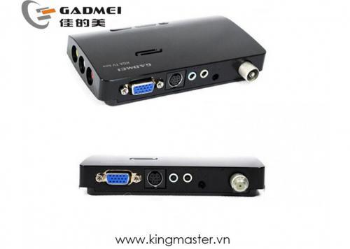 TV BOX GADMEI (2830E)