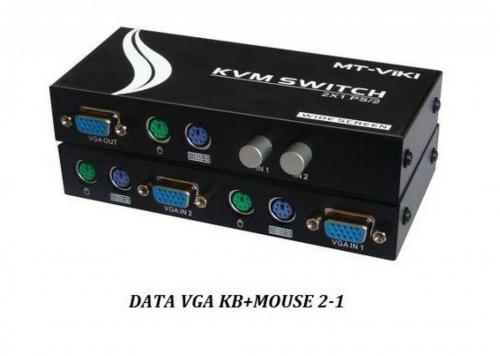 DATA VGA-KEY-MOUSE 2-1
