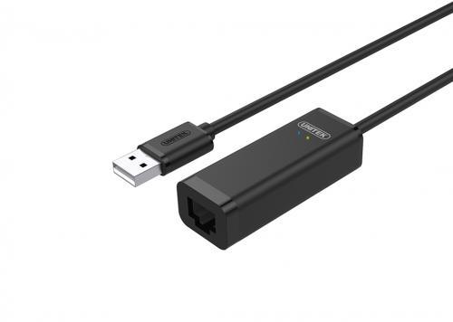 CÁP USB 2.0 -> LAN UNITEK (Y-1468)