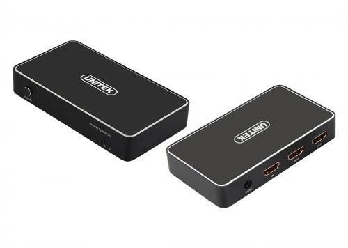 MULTI HDMI 1-2 4K UNITEK (Y-HD 12004BK)