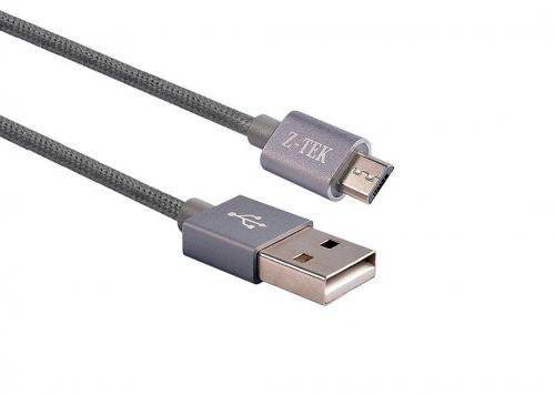 CÁP USB 2.0 -> MICRO USB 1M Z-TEK (ZY238H)